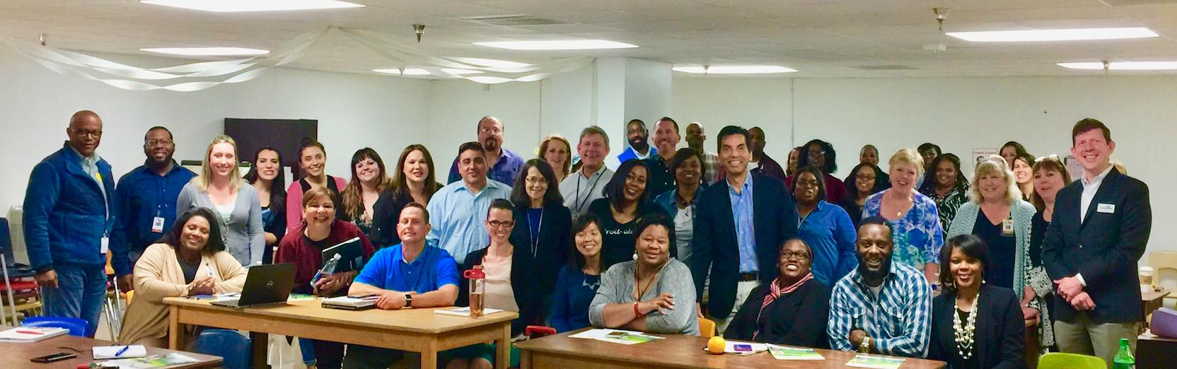 Pic #2 Teacher Training, Dallas, TX (Edited)